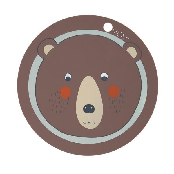 """OYOY - Platzset """"Bear"""""""