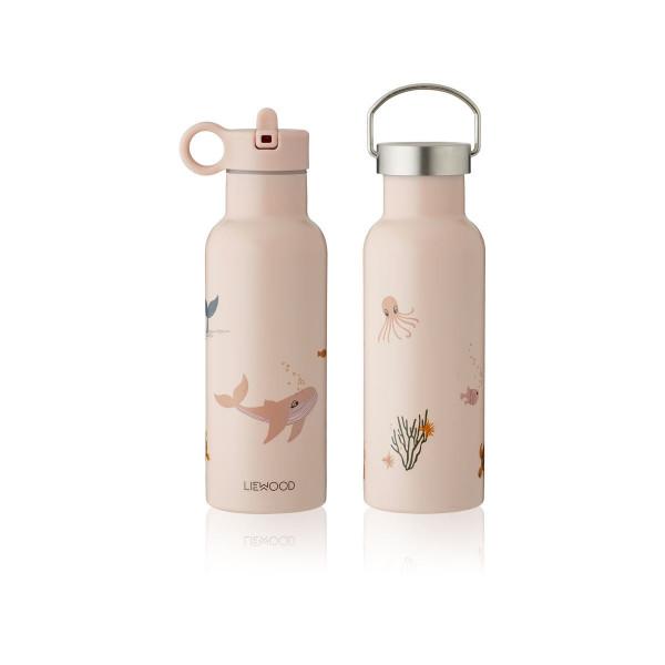 Liewood - Trinkflasche Sea Creature Rose Mix