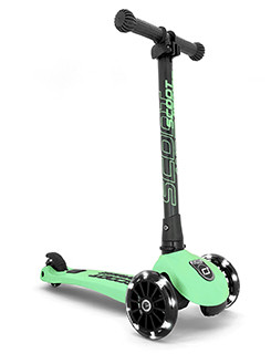 Scoot & Ride - Highwaykick 3 LED kiwi
