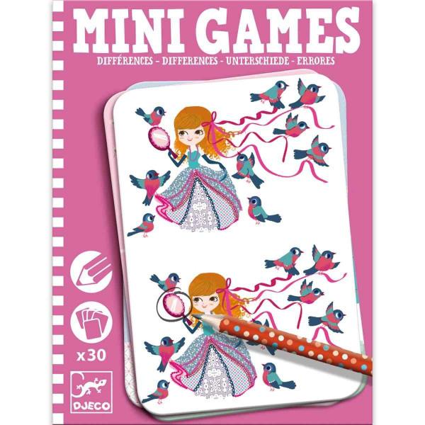 Djeco - Mini Games: Unterschiede bei Léa