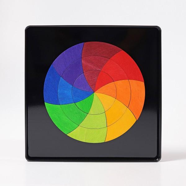 GRIMM'S - Magnetspiel Farbkreis Goethe