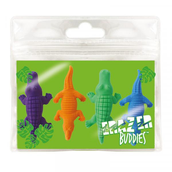Fun Trading - Radiergummi Minis - Erazer Buddies - Kroko