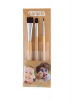 namaki - Makeup Pinsel 3er Set