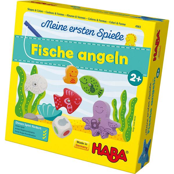 """HABA - Kinderspiele """"Fische angeln"""""""