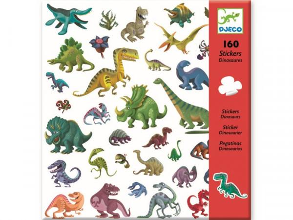 Djeco - Sticker: Dinosaurier