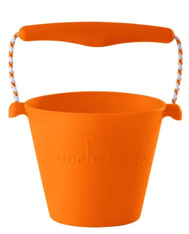 SCRUNCH - Bucket Eimer orange