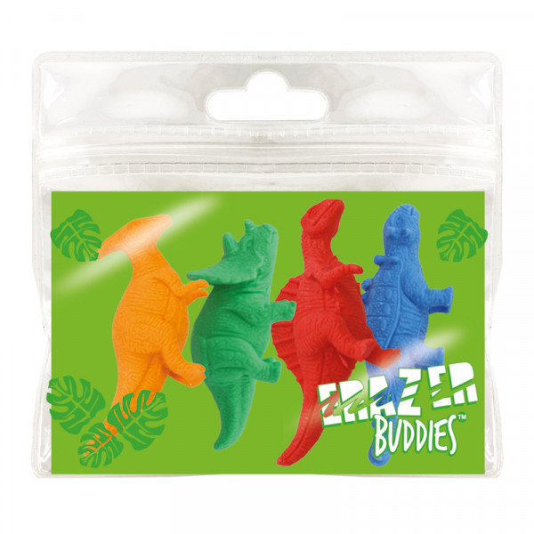 Fun Trading - Radiergummi Minis - Erazer Buddies - Dinos