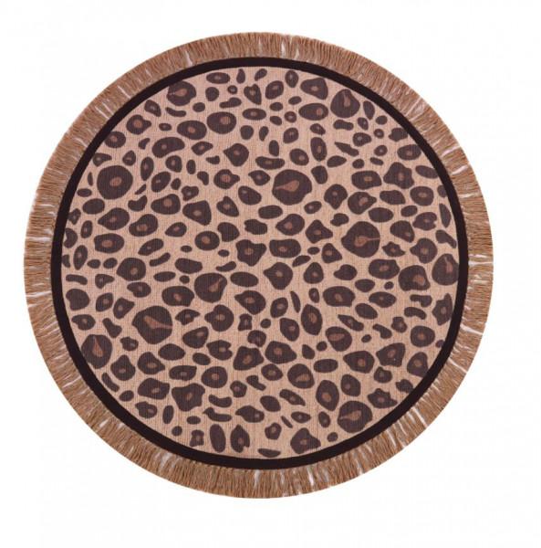 "Tapis Petit - Teppich ""Leopard"""