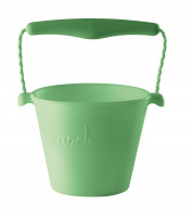 SCRUNCH - Bucket Eimer pastel green