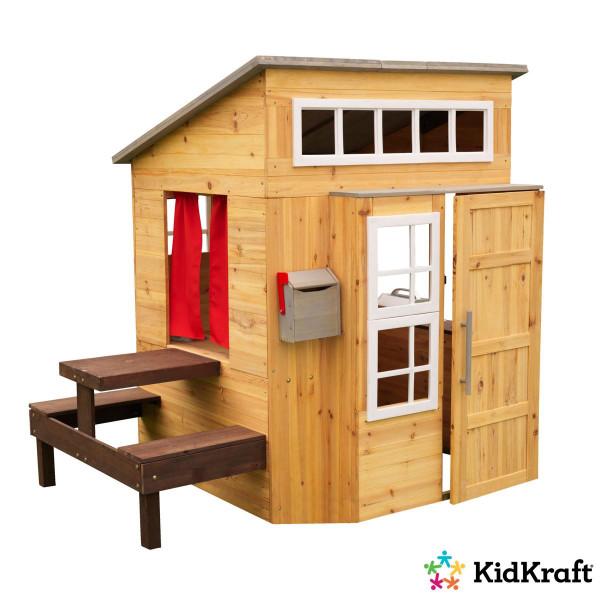 Kidkraft - Gartenspielhaus aus Holz