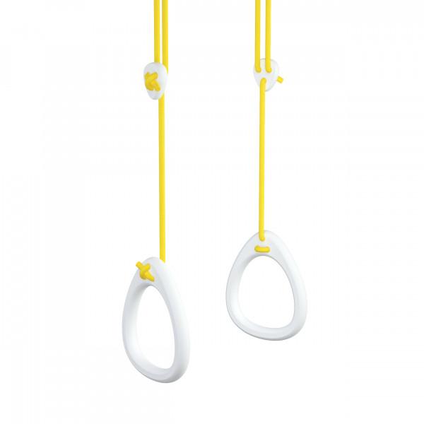 Lillagunga - Rings White Birch - yellow