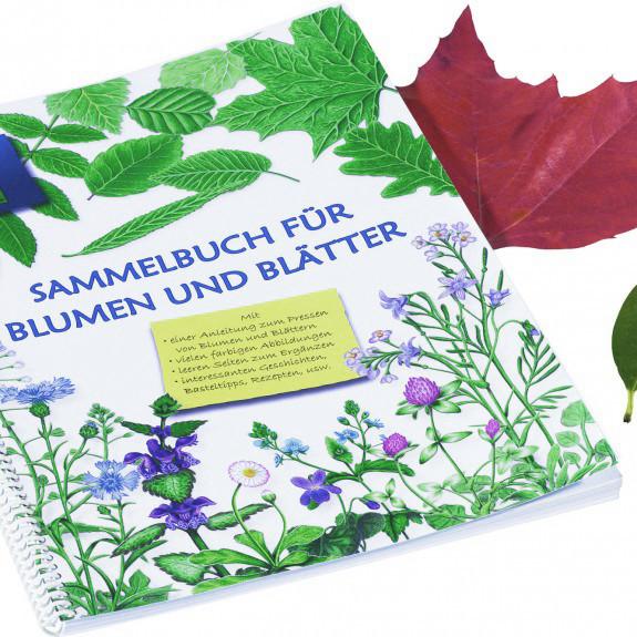 nic - Sammelbuch Blumen & Blätter