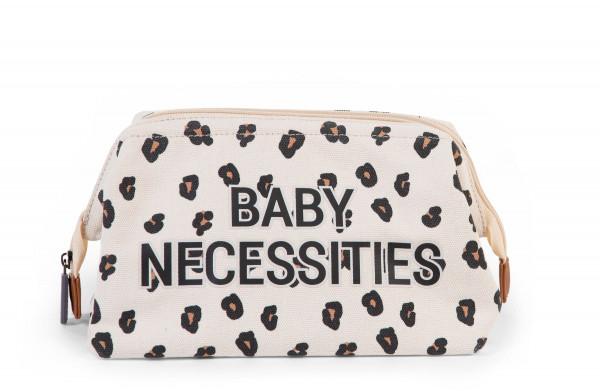 Childhome - Kulturbeutel Baby Necessities leopard
