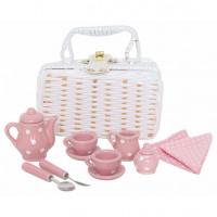 JaBaDaBaDo - Mini Tee-Set aus Porzellan