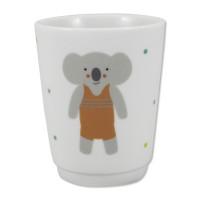 ava&yves - Porzellanbecher Koala