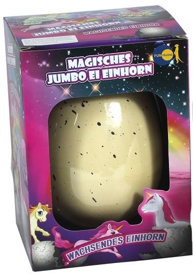 """Fun Trading - Magisches Jumbo Ei """"Einhorn"""""""