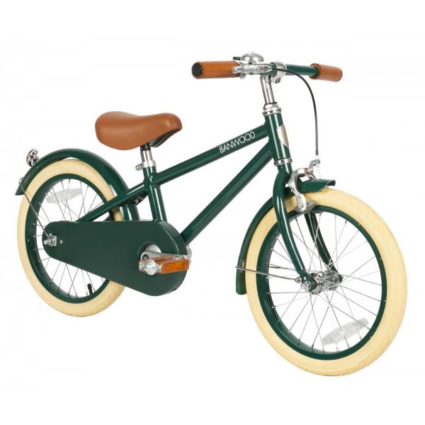 Banwood - Fahrrad Classic grün 16 Zoll
