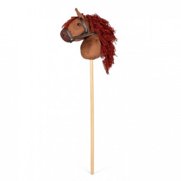 """byASTRUP - Steckenpferd """"Hobby Horse"""" braun"""