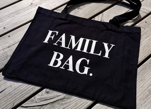 Proud to be a Mom - Tasche Family Bag