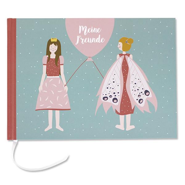 ava&yves - Kindergarten-Freundebuch - Mädchen