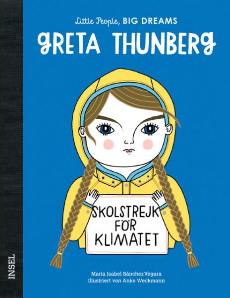 Little People - Greta Thunberg