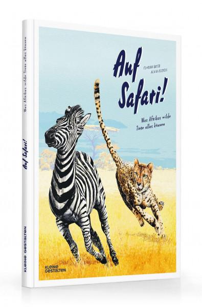 Kleine Gestalten - Auf Safari!