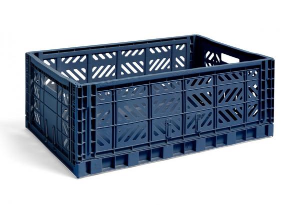 Ay-Kasa - Aufbewahrungsbox MAXI cobalt blue