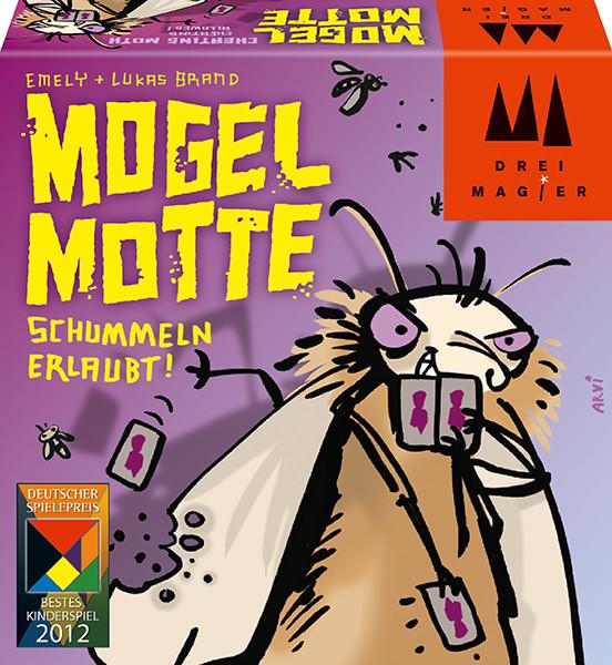 Schmidt Spiele - Drei Magier®: Mogel Motte