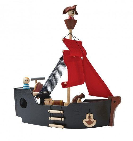 Plan Toys - Piratenschiff
