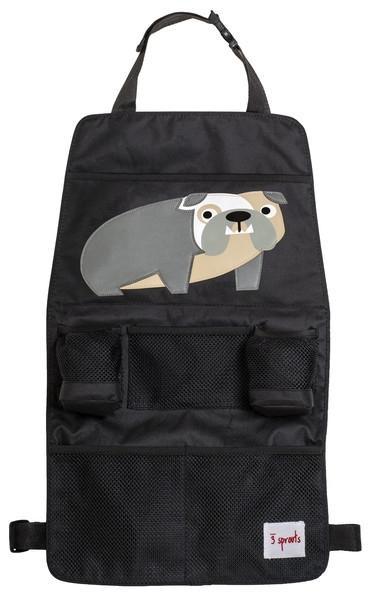 3 Sprouts - Rücksitz Organizer Bulldogge