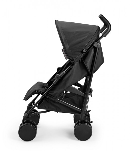 Elodie Details - Buggy Stockholm Stroller - Brilliant Black Edition