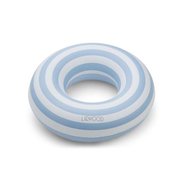 Liewood - Baloo Schwimmring sea blue / creme de la creme