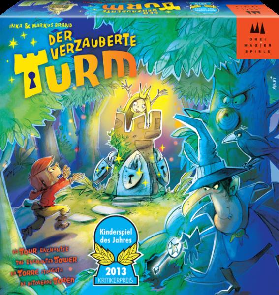 Schmidt Spiele - Drei Magier Spiele®: Der verzauberte Turm