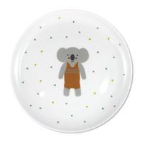 ava&yves - Porzellanteller Koala