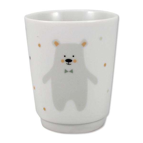 ava&yves - Porzellanbecher Eisbär