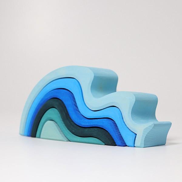 GRIMM'S - Steckspiel Wasserwellen