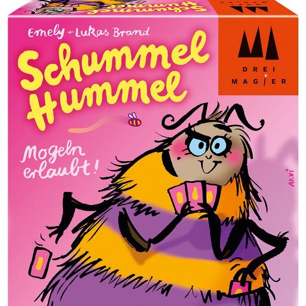 Schmidt Spiele - Drei Magier Spiele® -Schummel Hummel