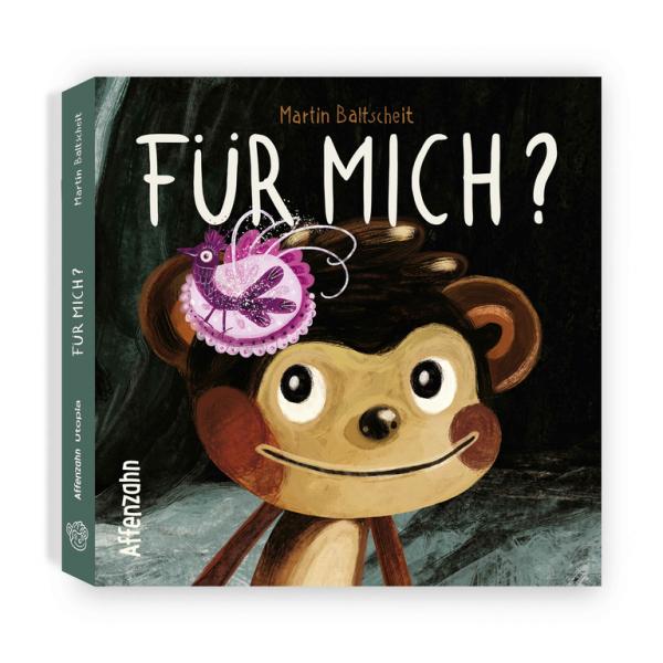 """Affenzahn - Bilderbuch """"Für mich?"""""""