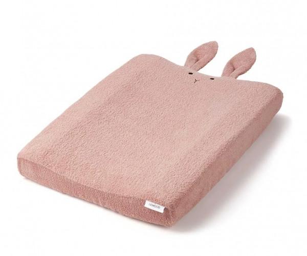 Liewood - Wickelmattenüberzug Egon rabbit rose