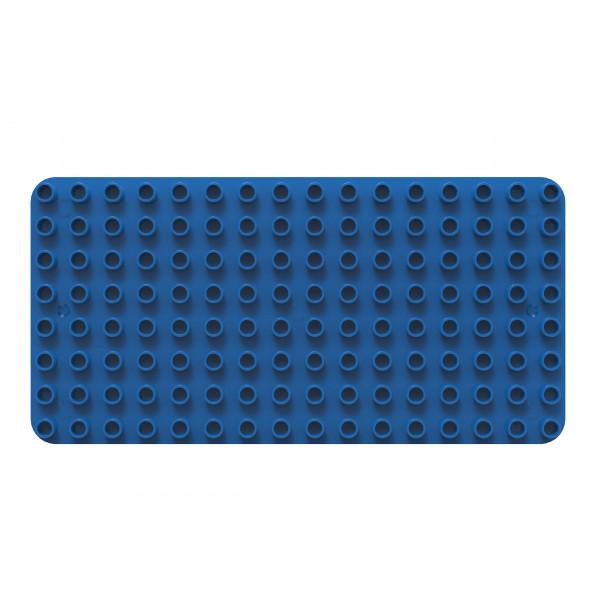 BiOBUDDi - Bausteingrundlage Basic Platte blau