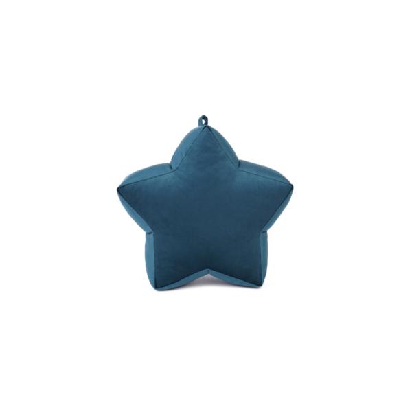 Betty's Home - kleines Samtkissen Stern in verschiedenen Farben