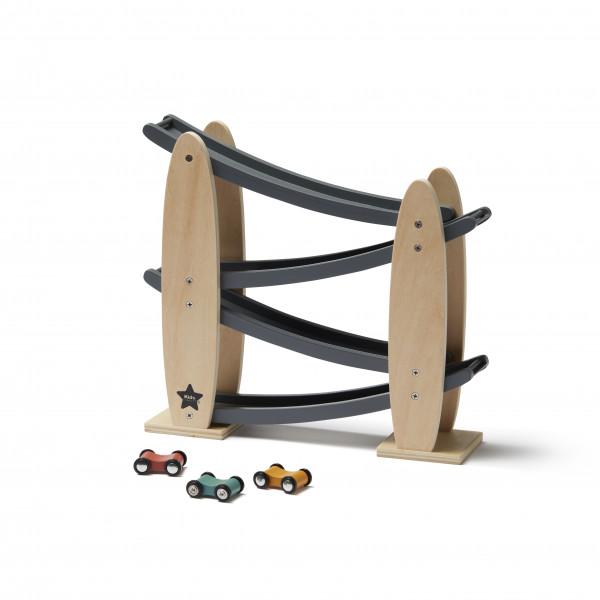 Kids Concept - Kugelbahn mit Autos Aiden