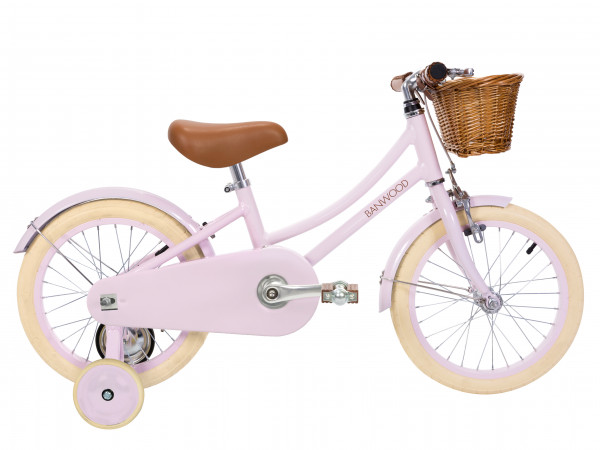 Banwood - Fahrrad Classic pink 16 Zoll