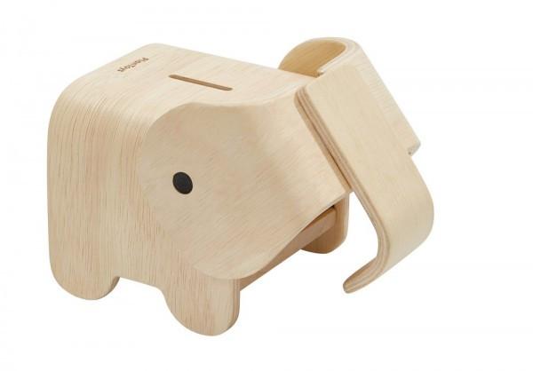 Plan Toys - Spardose Elefant