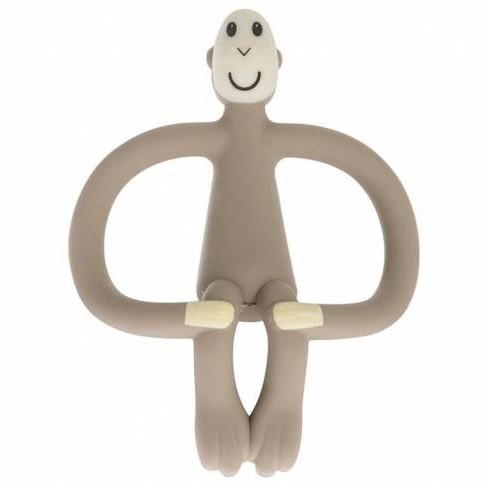 Matchstick Monkey - Zahnungshilfe grau