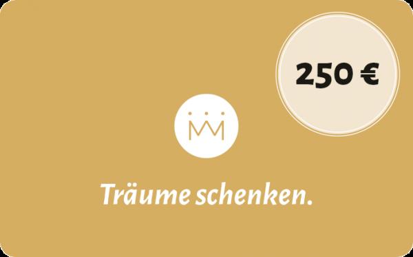 250 EUR Dreams4Kids Gutschein