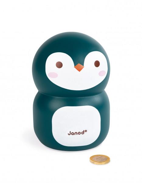 Janod - Spardose Pinguin