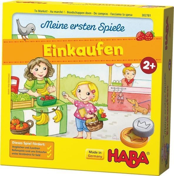 """HABA - Kinderspiel """"Einkaufen"""""""