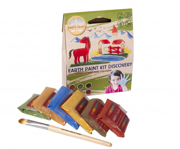 Earth Paint - Fingerfarben Discovery Kit