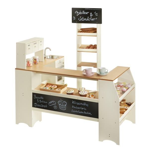 Musterkind - Kaufladen Bäcker und Konditor - Grano - creme